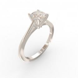 Platinum Diamond Solitaire Paris collection